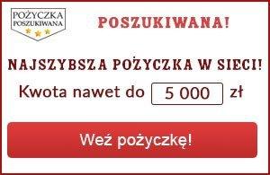 Nowa Po¿yczka Poszukiwana dostêpna ju¿ online